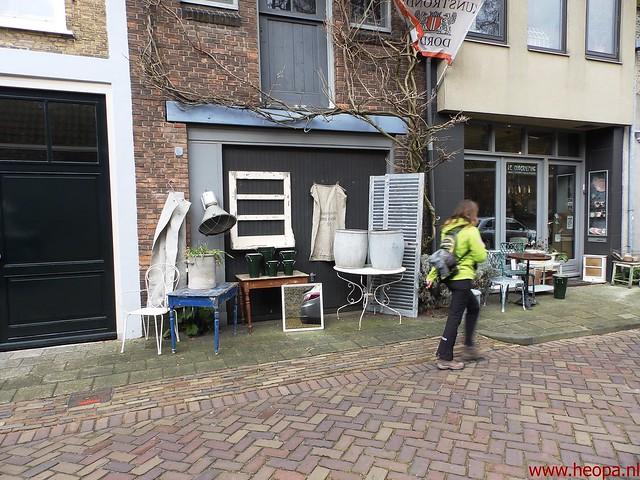 2016-03-23 stads en landtocht  Dordrecht            24.3 Km  (70)