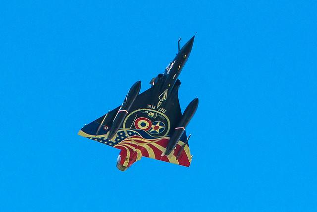 Mirage 2000 125-AM - Memorial 100 ans Escadron Lafayette