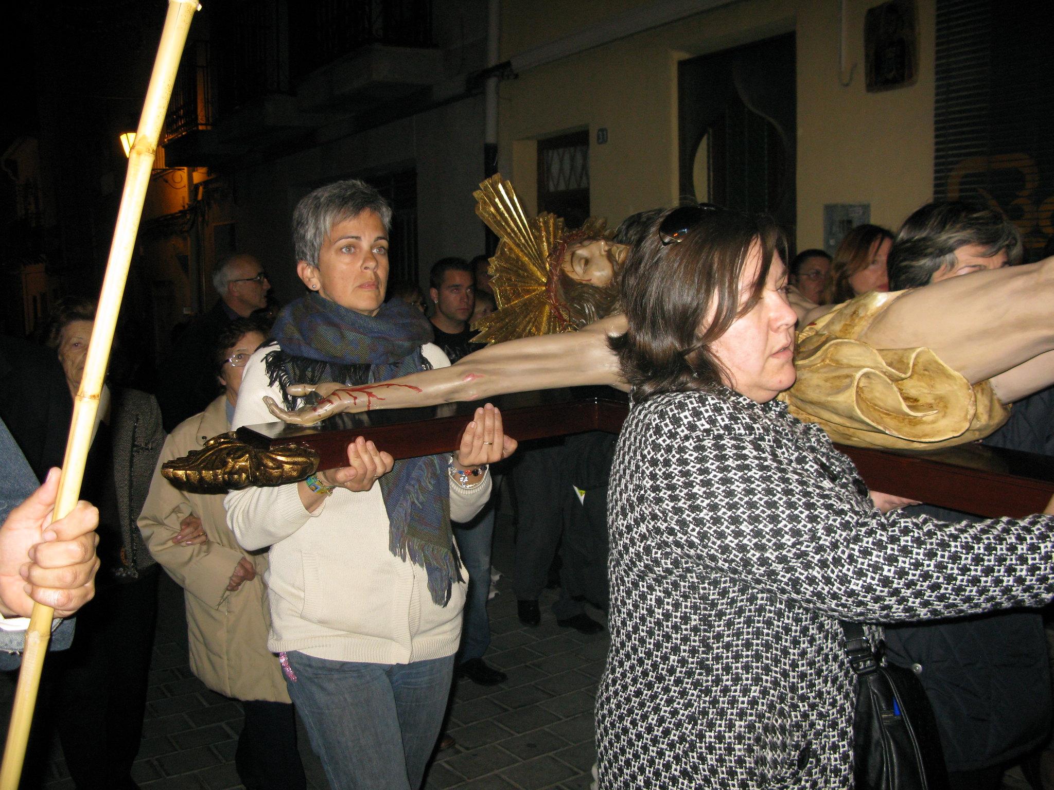 (2011-04-15) - II Vía Crucis nocturno -  Antonio Verdú Navarro (35)
