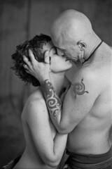 L'abbraccio delle labbra