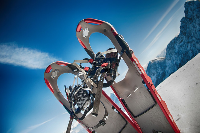 Snowshoeing - another thing you should try