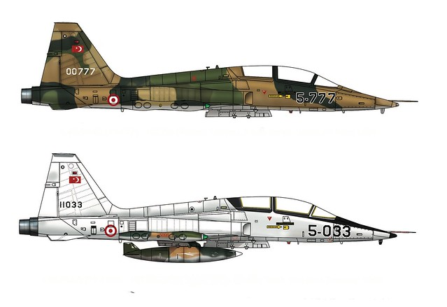 F-5B Freedom Fighter