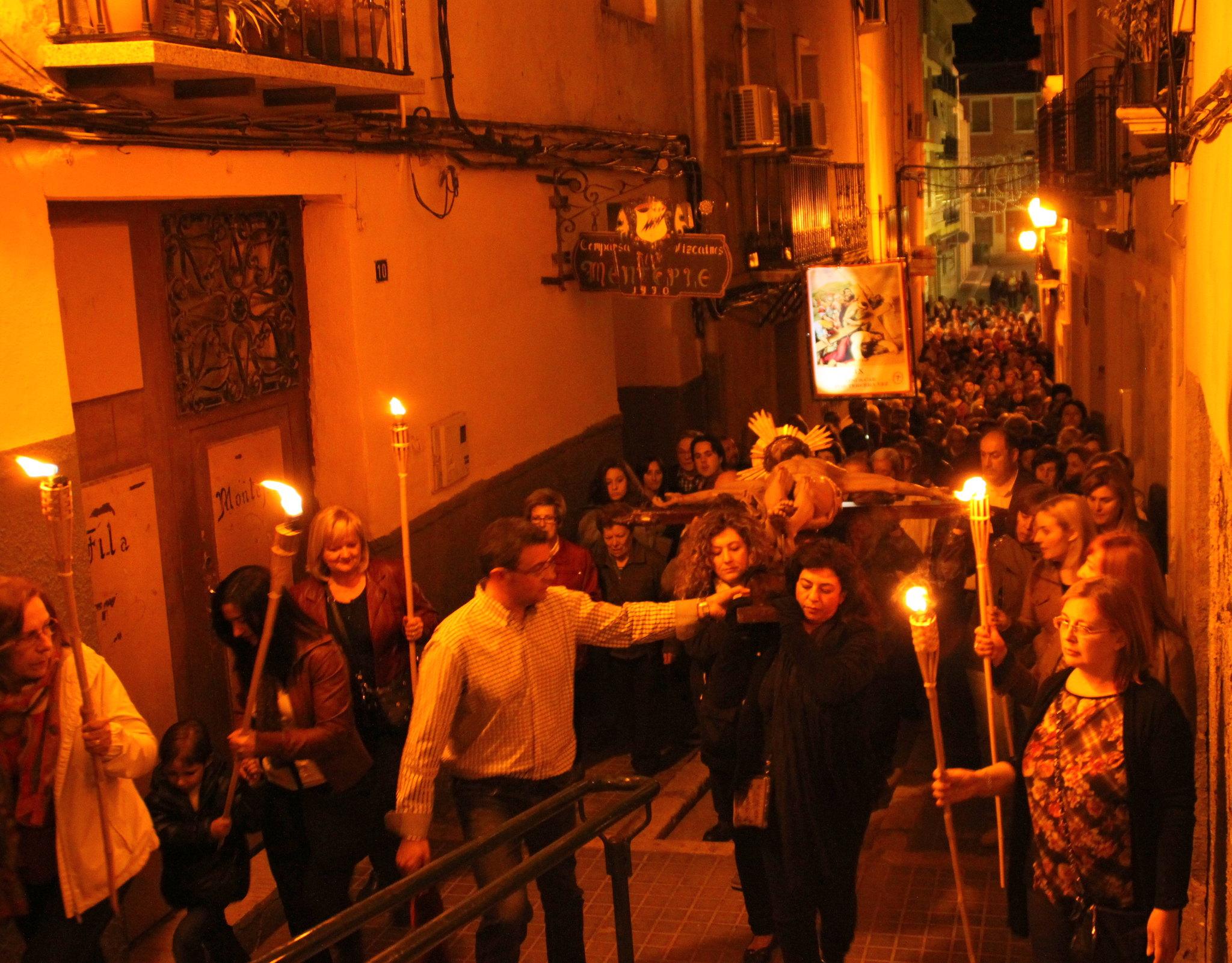 (2014-04-01) -  V Vía Crucis nocturno - Javier Romero Ripoll (91)