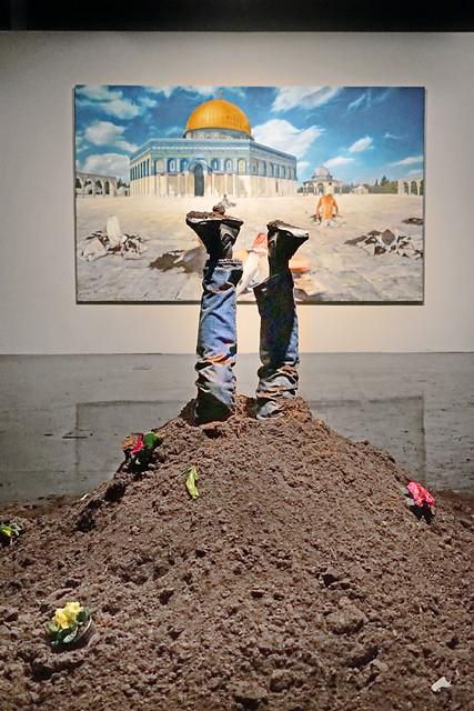 L'exposition Palestine (Institut du Monde Arabe, Paris)
