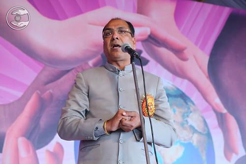 President, Adhatia Association, Rajinder Kumar, Rajpura