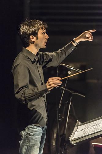 Jonathan Santagada in action.
