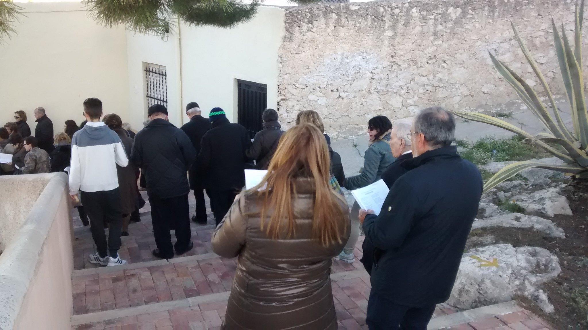 (2015-12-19) - Peregrinación 5 lugares de Culto de Petrer - José Vicente Romero Ripoll (08)