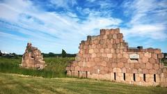 russian ruins