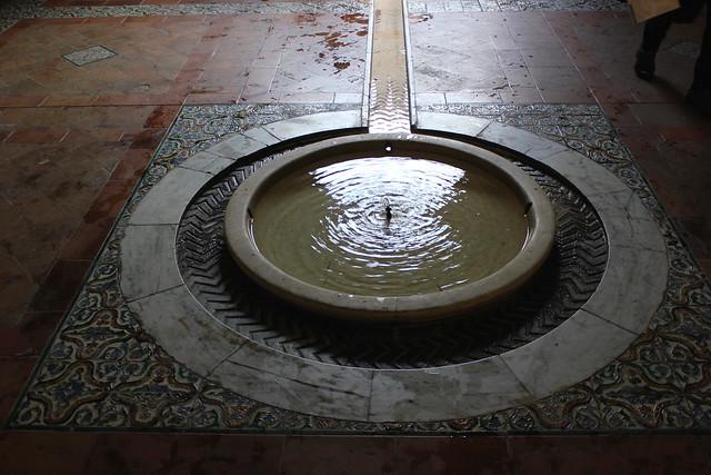 El sentido del agua en el Islam...