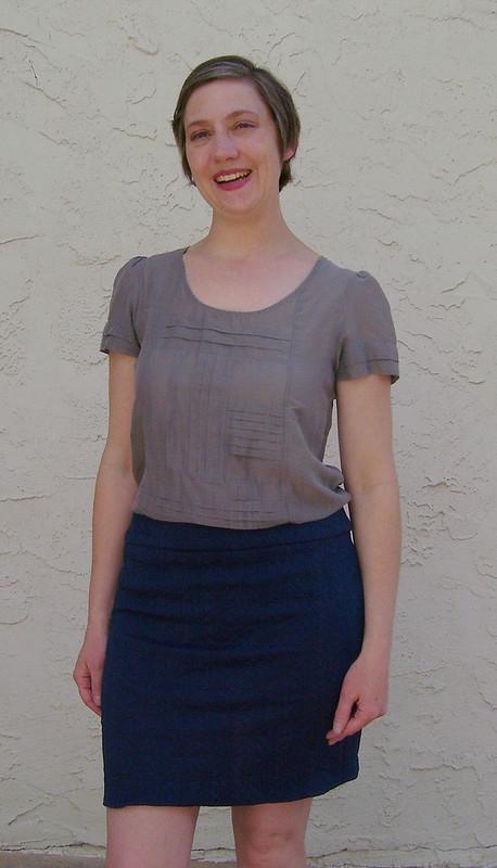 Jade Skirt styling