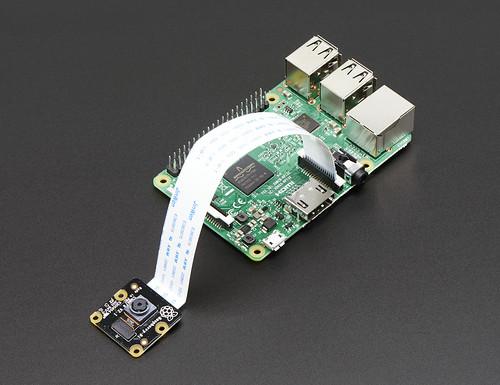 Raspberry Pi NoIR Camera Board v2 - 8 Megapixels | by adafruit