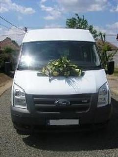 Bízza ránk a násznép szállítását esküvőjén.