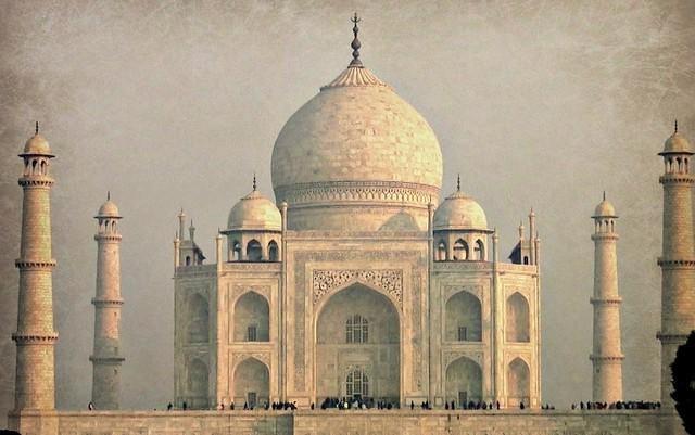 INDIEN, Agra - Taj Mahal - Mausoleum , serie , 13347/6230