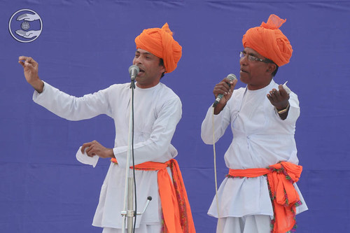 Devotional song by Lokesh and Saathi from Paota, Rajasthan