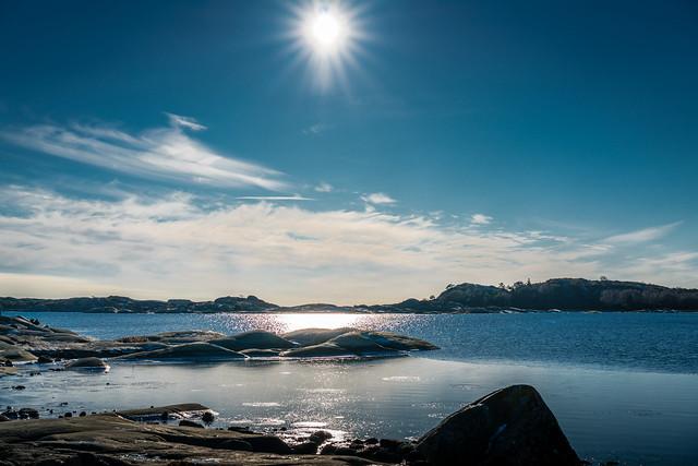 Sweden. Late Winter.
