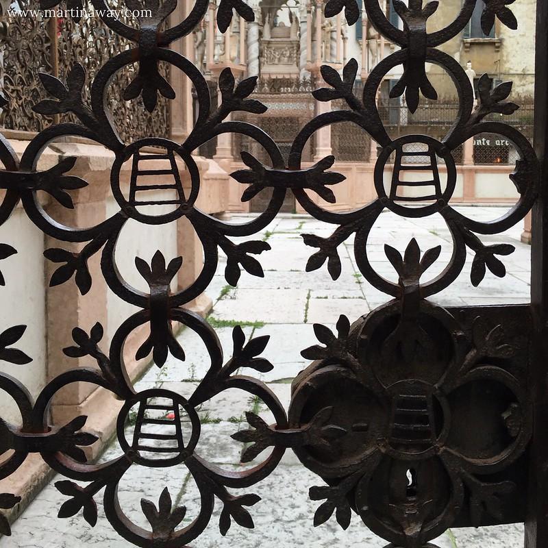 La cancellata delle Arche Scaligere, cosa vedere a Verona