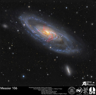 M106 High resolution - Amateur/pro data | by Andre vd Hoeven