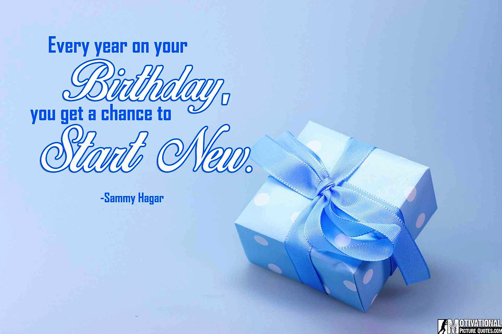 Inspirational Birthday Quotes | insbright | Flickr