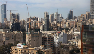 City view of Beirut | by World Bank Photo Collection