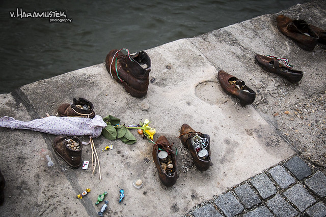 The iron shoes on Dandube bank