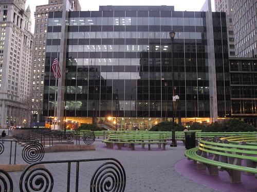 Federal Plaza in Manhattan | by jfhatesmustard