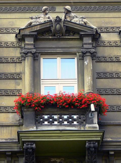 Prague Balcony @ Wenceslas Square