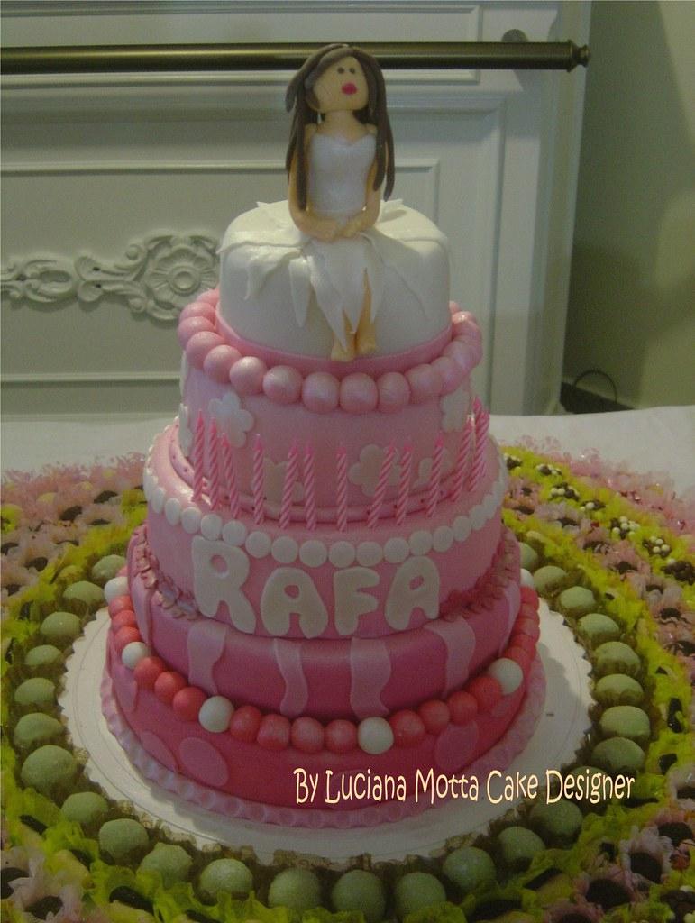 Terrific Bolo De 13 Anos Da Rafa Rafas 13Th Birthday Cake Flickr Funny Birthday Cards Online Elaedamsfinfo