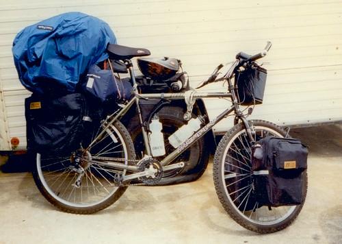 trip travel usa bicycle alaska america ride cross florida united country crosscountry 1997 states largo bicycletour al1997 worldwidewandering