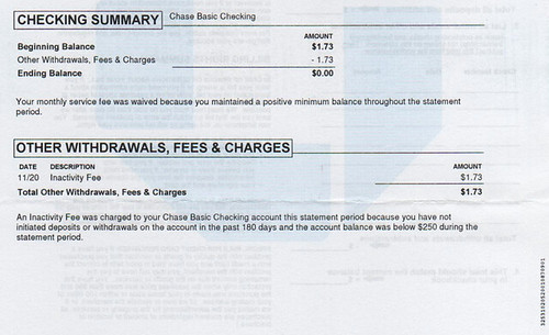 Do you have a Chase checking account? | Do you have a checki