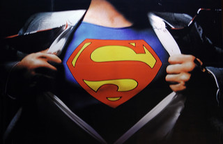 S is for Superman | by Xurble