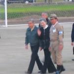 新潟 川口町 ボランティアセンター 天皇訪問 2004年11月6日 175