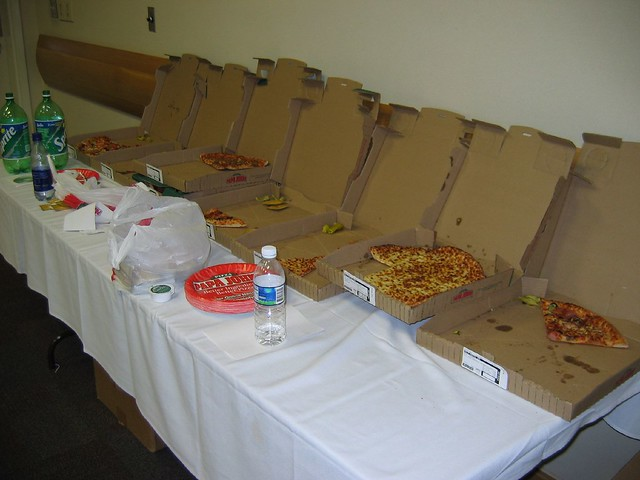 Ops Room Pizza