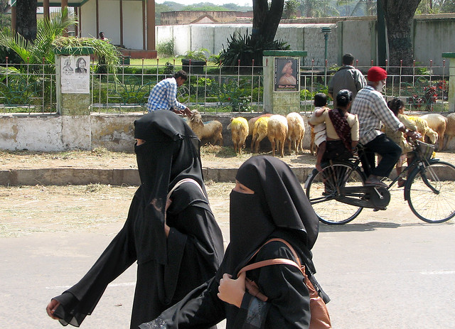 Hyderabadi Street - IMG 0327 e