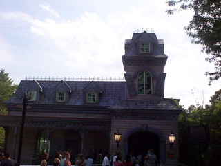 Scooby Doo's Haunted Mansion @ Kings Dominion | by The Coaster Critic