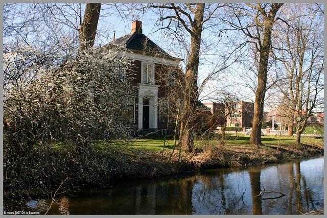 Old farm on the Leegeweg