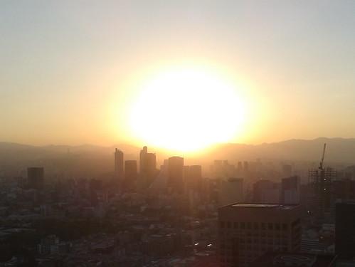 Ciudad Mexico - vanaf Torre Latinoamericana - 4