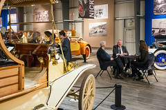 SAO Fairbanks - Dinner at Auto Museum 5