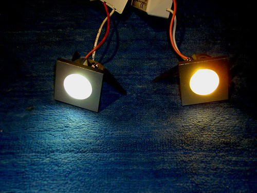 Válassza hangulatos LED spotjainkat!