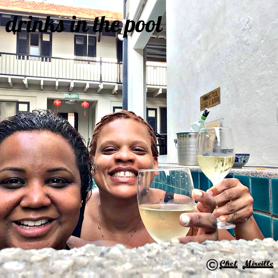 drinks in the pool -edit