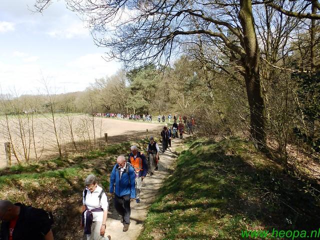 2016-04-12         2 daagse Lunteren      1e dag  25 Km  (80)