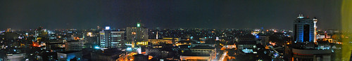 city skyline nightshoot bandung kota cakrawala fotomalam