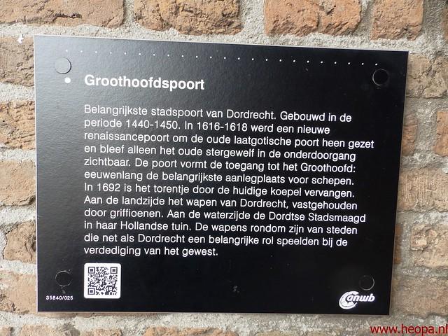 2016-03-23 stads en landtocht  Dordrecht            24.3 Km  (53)