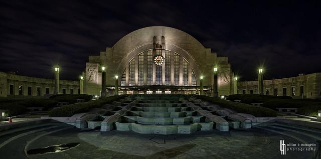 Union Terminal Nocturne
