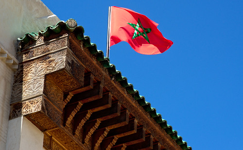 Flag over Al Quaraouiyine | by Leonidas-from-XIV