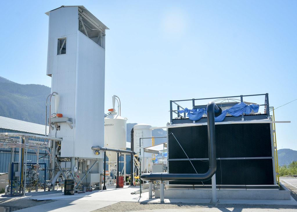 Carbon Engineering plant