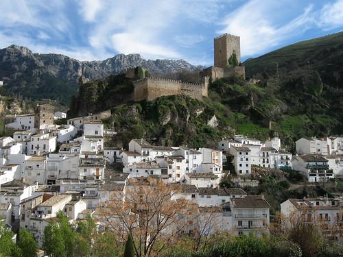 Castillo de la Yedra, above Cazorla Old Town | by jas-mo