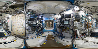 Space Station 360: Destiny lab | by europeanspaceagency