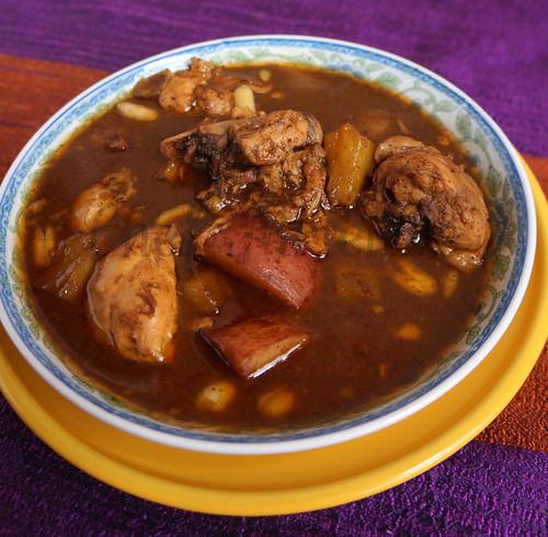 Chicken Massaman -edit