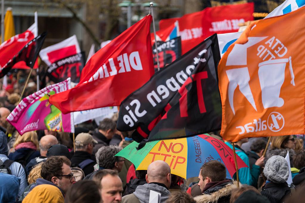 Doku: TTIP-Demo HAN am 23.04.2016
