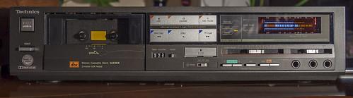Technics M-235 X Stereo Cassette Deck